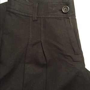 NWOT Jet Black Newport News Wide Leg Pants Size 8